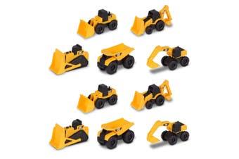 2x 5PK CAT Mini Machines Construction Truck Vehicle Toy Kids/Children 3y+ YL