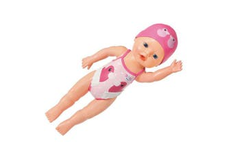 Baby Born My First Swim Girl/Female 30cm Doll Swimming Toy/Play for Babies 12m+