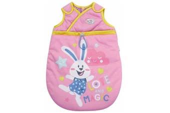 Baby Born Nursery Sleeping Bag Sleepwear for 43cm Dolls Kids/Children 3y+ Toy PK