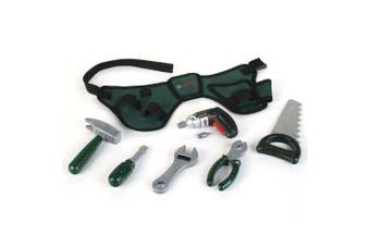 Bosch Tool Belt Kids/Children 3y+ Pretend Play Accessories Game Fun Toy Green
