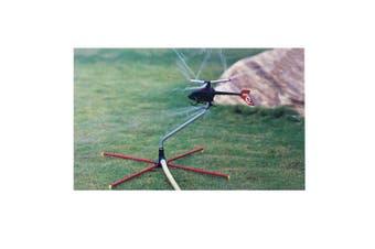 Helicopter 3 Arm Rotating Sprinkler 10m Diameter Spray Yard/Garden Watering