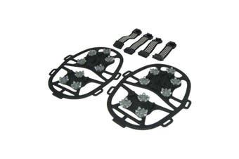 Golf Spiker L Anti-Slippery Spike Adapter for Footwear Shoes US 9-13 EU 42-48