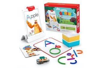 Osmo Little Genius Starter Kit 4 Games/Educational for Apple iPad Kids/Children
