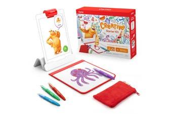 Osmo Creative Starter Kit Kids Drawing Fun Educational Game for Apple iPad 5y+