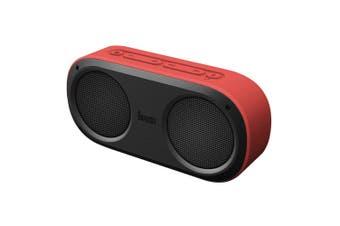Divoom Airbeat-20 Portable Wireless Speaker Stereo/Mini HiFi Audio Bluetooth Red
