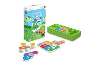 Osmo Coding Awbie Logic Game Kids/Child Educational Toy f/ iPad Pro/Mini/1 2 3 4