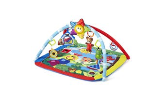 Baby Einstein Caterpillar & Friends Baby/Infant Play Gym/Mat/Sound/Lights/Toys