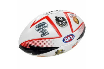 All Team AFL 27cm Soft Ball Football Footy League Sports Play/Toy/Kids