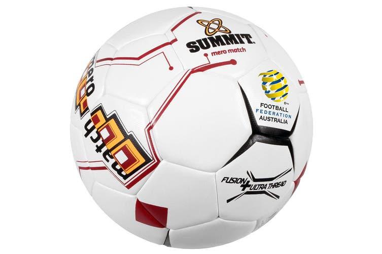 Summit Global Evo Soccer Match Size 5 Soccer Ball/Football Sport Indoor/Outdoor
