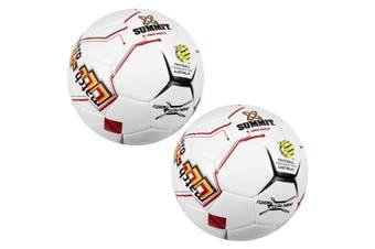 2PK Summit Global Evo Soccer Match Size 5 Soccer Ball/Football Indoor/Outdoor