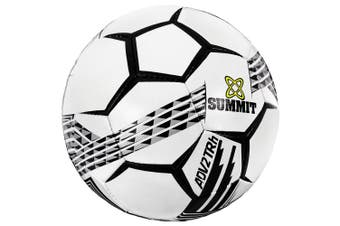 Summit ADV2 Size 4 Trainer Soccer Ball/Football White Sport/Game Indoor/Outdoor