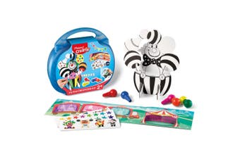 Maped Creativ My 1st Create Clown Kids Activity Educational Art/Craft Toy 2y+