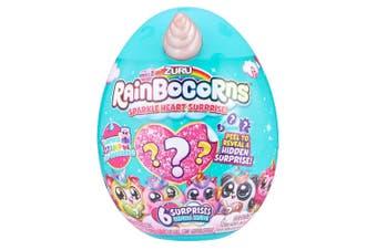 Zuru Rainbocorns Sparkle Heart Surprise 3y+ Kids/Children Toy Series 2 Assorted
