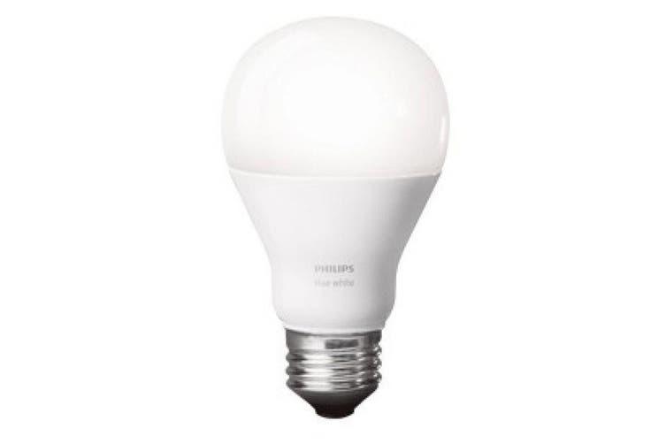 4PK Philips HUE 9W E27 Warm White LED Light Bulb/800LM Lighting for APP/Wi-Fi