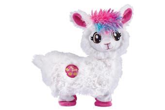 Zuru Pets Alive Electronic Booty Shakin/Dancing Musical Llama Girls Toys 2y+