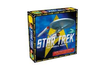 Star Trek Road Trip Kids/Children Fun/Stratergy Board Game 2-4 Players 12y+