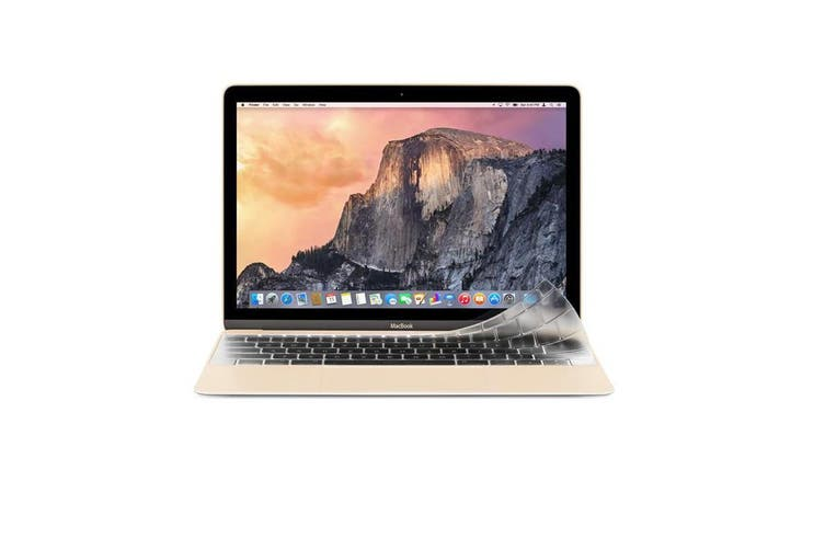 """Moshi ClearGuard Washable Dust Proof Keyboard Cover For MacBook Pro 13""""/15""""/17"""""""