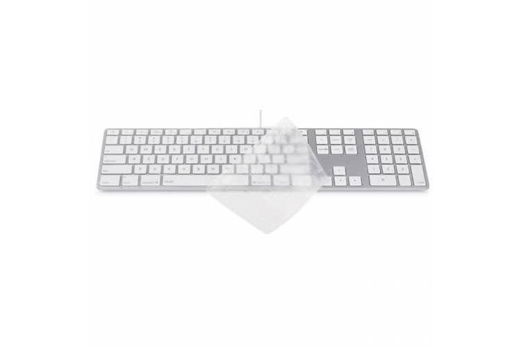 Moshi ClearGuard Full Size Washable Dust Proof Reusable Cover For Apple Keyboard