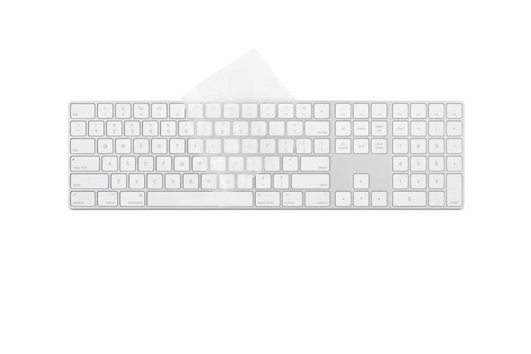 Moshi ClearGuard Washable Dust Proof Reusable Cover For Apple Magic Keyboard
