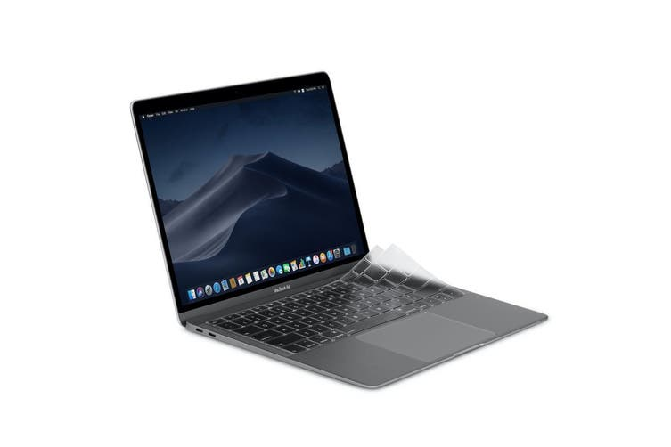 """Moshi ClearGuard Washable Dust Proof Reusable Keyboard Cover For Macbook Pro 13"""""""