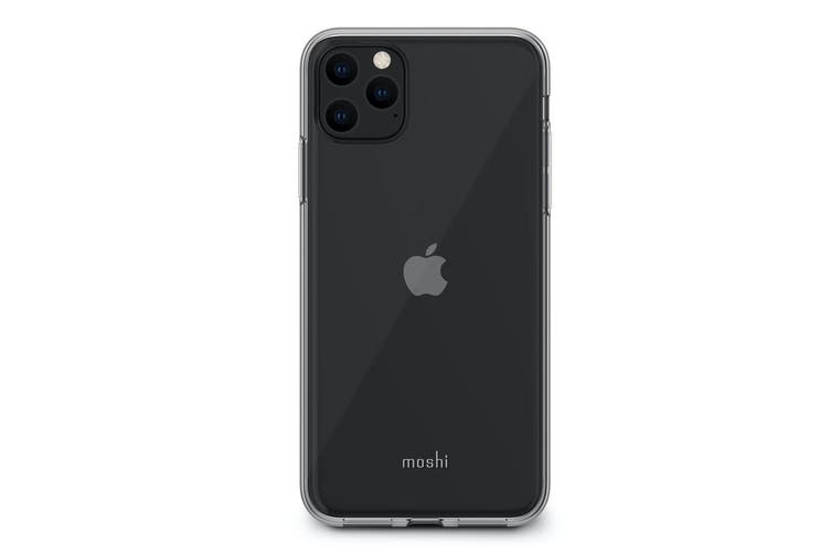 Moshi Vitros Hard Cover Drop Proof Shockproof Case For iPhone 11 Pro Max Clear