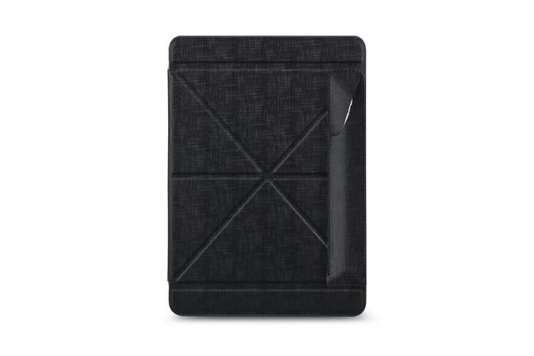 Moshi Magnetic Leather Case/Holster for Apple Pencil For VersaCover Black