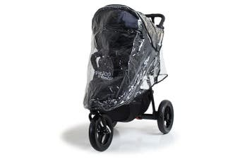 Valco Baby Rain/Wind/Storm Cover Accessories for TriMode X/Quad X/Nomad Stroller