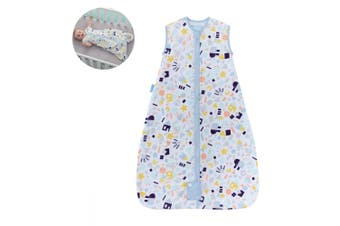 The Gro Company Grobag Baby Cotton Sleeping Bag 1.0 TOG Size 6-18m Happy Folks
