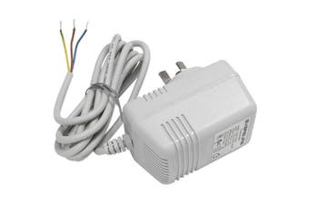 Doss AC1615 16VAC 1.5A AC AU Power Supply 3 Cord Lead For Alarm Panels
