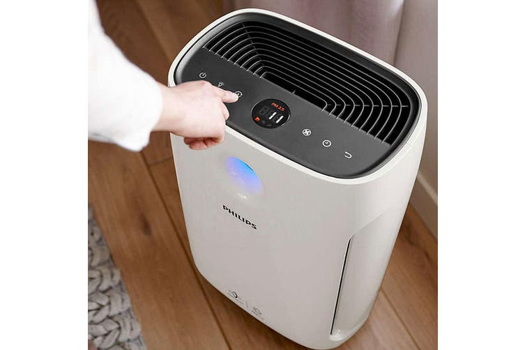 Philips AC2887 AeraSense Silent Air Purifier/Cleaner Filter w/Timer f/Large Room