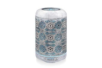 Activiva 260ml LED Metal Vintage Aroma/Fragrance Electric Diffuser Humidifier WT