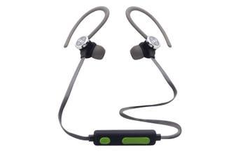 Moki EXO Active Bluetooth Sports Earphones Headset w/ Microphone For Smartphone