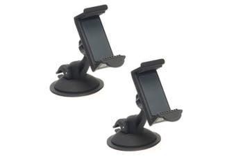 2PK Moki AutoGrip Car Dash Suction Mount/Holder Stand  Grip for Mobile Phone BLK