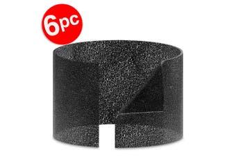 6PK Trusens Dust/Odour Capture Carbon Replacement Filter for Z2000 Air Purifier