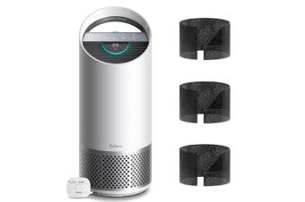 Trusens Z2000 Medium Air Purifier/Cleaner w/Sensor Pod/Replacement Carbon Filter