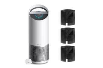 Trusens Z3000 Large Air Purifier/Cleaner w/Sensor Pod/Replacement Carbon Filters