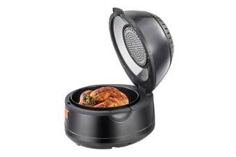Healthy Choice 13L Digital Non-Stick Air Fryer Electric 1200W Cooker/Baker Black