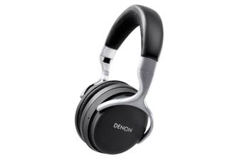 Denon AH-GC20 Wireless Bluetooth ANC Active Noise Cancelling Over-Ear Headphones