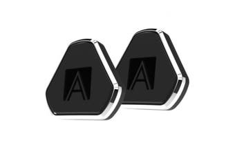 Aerpro Magmate Universal Mount Strong Magnetic Phone/GPS/Camera Holder Twin Pack