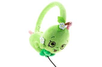 Shopkins Plush Kids Headphones/Headband for Audio/DVD/MP3/iPad Apple Blossom