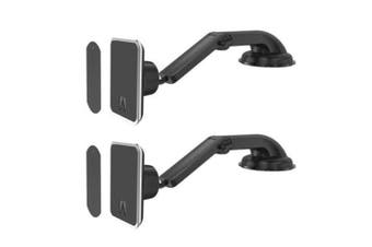 2PK Aerpro Suction Mount Magmate Pro Strong Magnet Car Phone/Tablet Holder