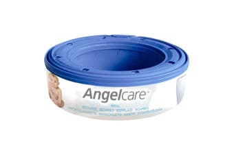 Angelcare Baby Nappy Diaper Disposal Cassette Refill for Disposal System/Bin