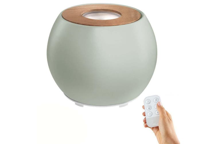 Homedics Ellia Balance Ultrasonic Essential Oil Diffuser/Aroma Therapy/Sounds