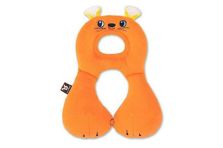 Benbat Total Support Headrest Head/Neck Rest Travel Baby 1-4y Car Pillow Mouse