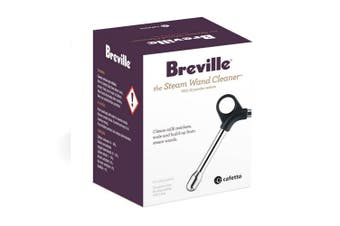 10pc Breville Steam Wand Cleaner Powder Packets for Coffee/Espresso Machines