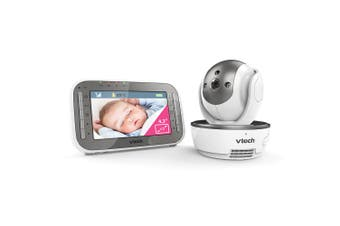 Vtech BM4500 LCD Pan/Tilt Colour Video/Audio Safety Camera Baby/Infant Monitor