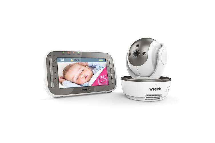 Vtech BM4500 LCD Pan/Tilt Colour Video/Audio Safety Camera Baby/Infant Monitor