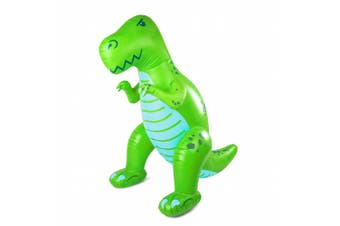 Bigmouth Inc Ginormous 6ft Tall Inflatable Dinosaur Yard/Garden Water Sprinkler