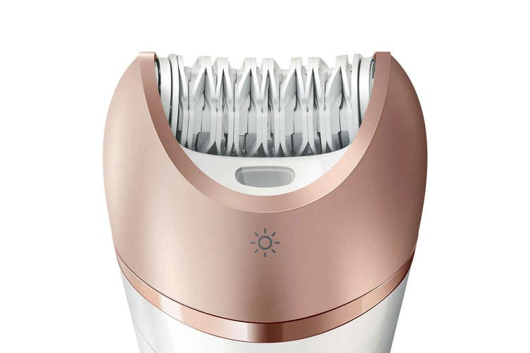 Philips 5in1 Satinelle Prestige Woman Wet/Dry Epilator/Trimmer/Scrubber/Massager