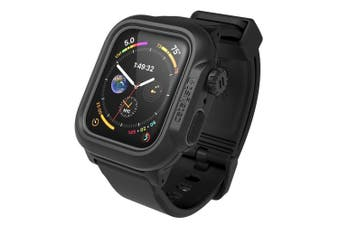 Catalyst 40mm Waterproof Band Case for Apple Watch Series 4/5 Stealth BLK
